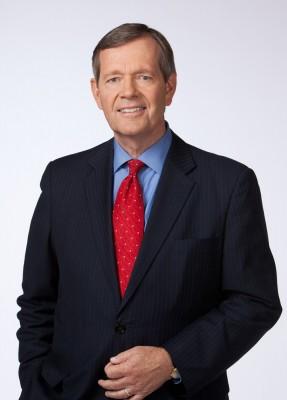 Studio portrait of former Utah Governor Gary Leavitt for Western Governors University