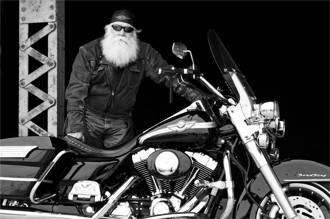 Harley Riders: Derek Smith, Utah Commercial Photographer In Salt Lake City